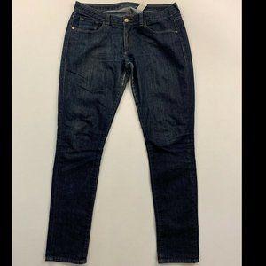 Marc Jacobs Women's Blue Straight Leg Jeans 30
